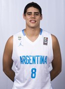 Headshot of Matias Solanas