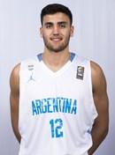 Headshot of Santiago Bruera