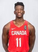 Headshot of Amidou Bamba
