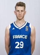 Headshot of Pierre Hannequin