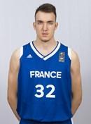 Headshot of Bastien Vautier