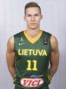 Headshot of Tadas Sedekerskis
