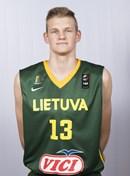 Headshot of Rokas Gadiliauskas