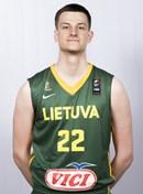 Headshot of Dziugas Slavinskas
