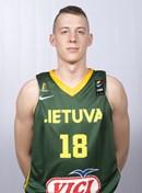 Headshot of Grantas Vasiliauskas