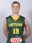 Headshot of Mantvydas Zukauskas