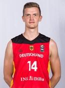 Headshot of Moritz Sanders