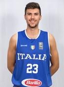 Headshot of Tommaso Oxilia