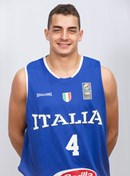 Headshot of Lorenzo Penna