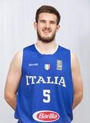 Headshot of Alessandro Simioni