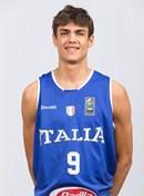Headshot of Riccardo Visconti
