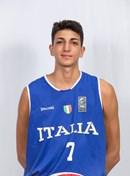 Headshot of Guglielmo Caruso