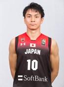 Headshot of Kazuma Tsuya
