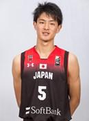 Headshot of Keisuke Masuda