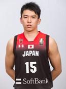 Headshot of Shuki Nakata