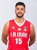 Headshot of Mohammadamin Kamalvand