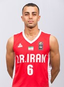 Headshot of Mohammad Reza Bahram Zad