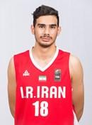 Headshot of Amirhossein Khandanpoor