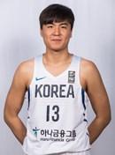 Headshot of Seunghui Han