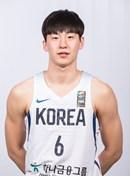 Headshot of Junghyun Lee