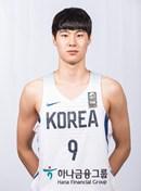 Headshot of Minsuk Shin