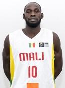 Headshot of Mamadou Keita