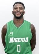 Headshot of Bryant Mbamalu