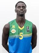Headshot of Patrice Twagirayezu