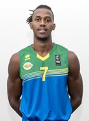Headshot of Jean-Paul Adonis Rwabigwi