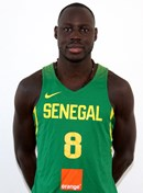 Headshot of Antoine Mendy