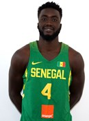 Headshot of Thierno Niang