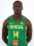 Headshot of Gorgui Dieng