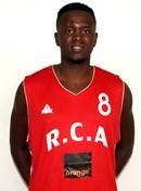 Headshot of Johan Grebongo