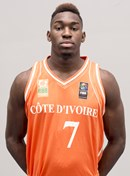 Headshot of Tiegbe Bamba