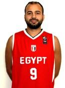 Headshot of Ibrahim Elgammal