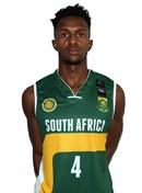 Headshot of Thabo Sithole