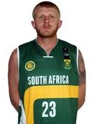 Headshot of Pieter Prinsloo