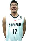 Headshot of Hanbin Ng