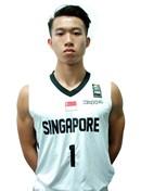 Headshot of Jun Yuan Lim