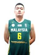 Headshot of Kek Thai Chan
