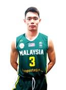 Headshot of Zhi Shin Chin