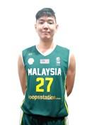 Headshot of Wen Qian, Anthony Liew