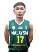 Headshot of Yuen Yew, Vincent Choong