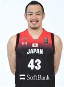 Headshot of Yuya Nagayoshi
