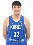 Headshot of Jonghyun Lee
