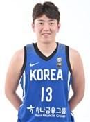 Headshot of Sangjae Kang