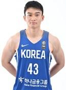 Headshot of Daesung Lee
