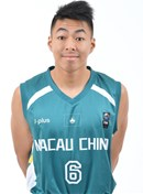 Headshot of Man Io Tang