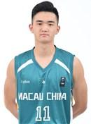 Headshot of Fong Iam Hoi