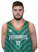 Headshot of Alejandro Zurbriggen